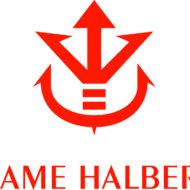 12501 - Flame Halberd - brand logo