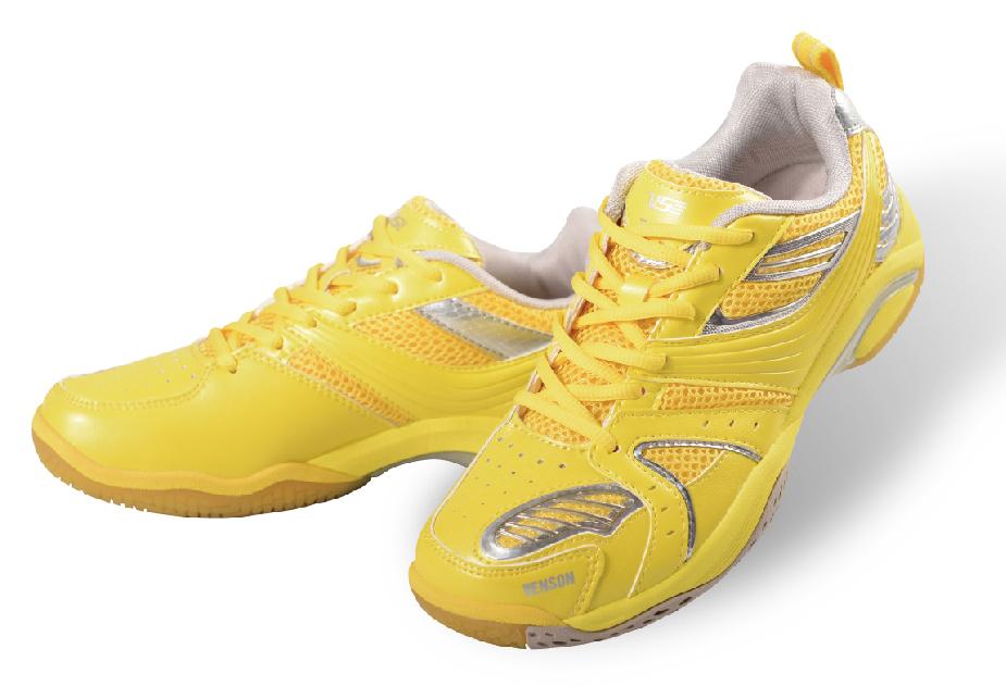 Remarkable Vse Table Tennis Shoes Vs068 Yellow Silver Interior Design Ideas Oteneahmetsinanyavuzinfo